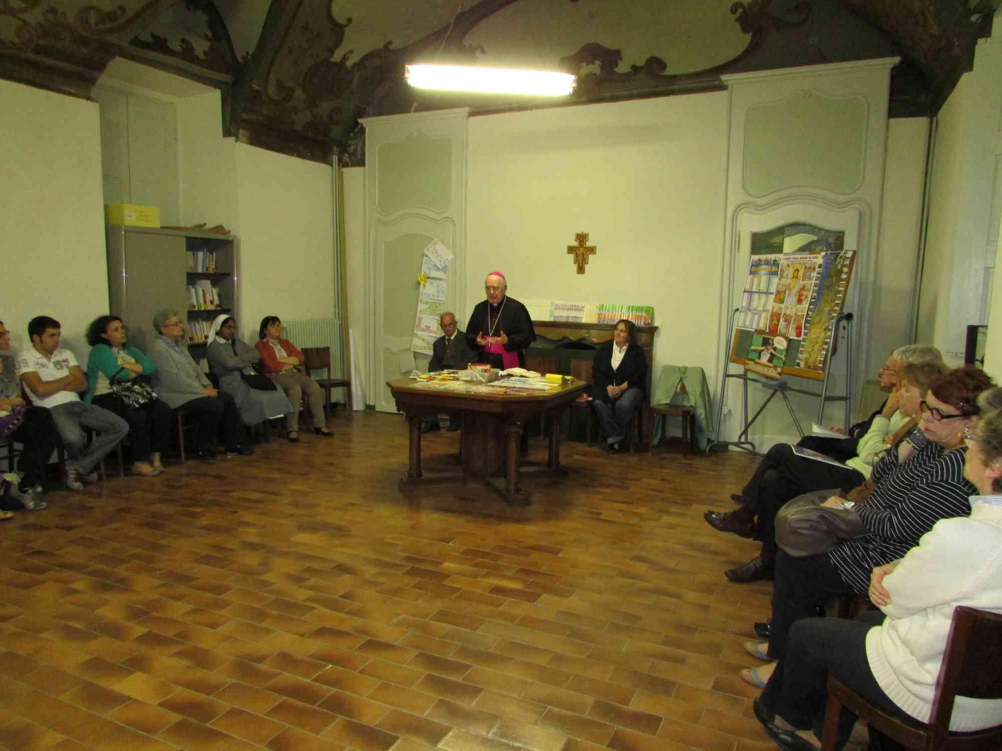 Pinerolo. Inaugurata la Sala del catechista