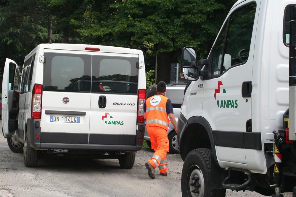Terremoto in Toscana: aperta la Sala operativa dell'Anpas Piemonte
