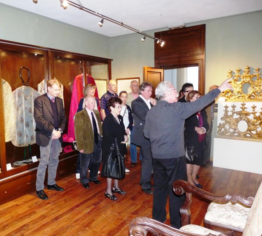 Inaugurate due nuove sale del Museo Diocesano di Pinerolo (Photogallery)