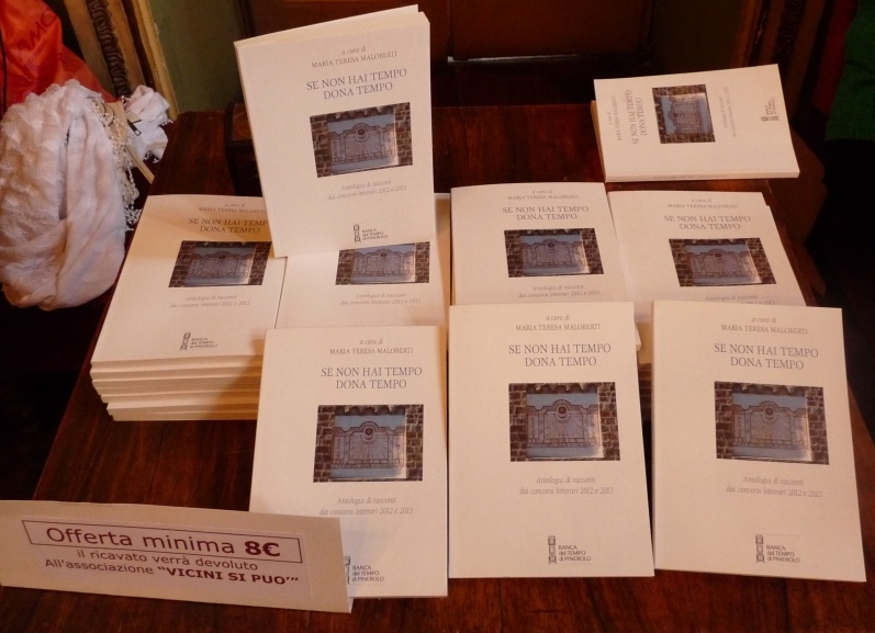 Premiazione del concorso letterario Banca del Tempo di Pinerolo  (Photogallery)