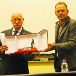Verona Fiera Cavalli Premiazione 1° Oscar della Mascalcia a Blasio