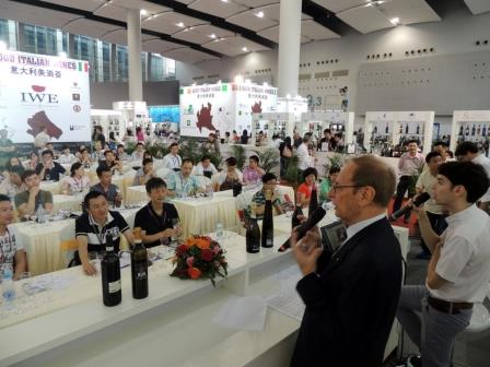 I vini del Piemonte fanno brindare la Cina