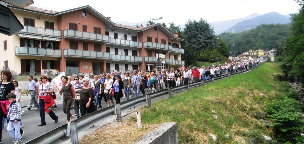La Val Chisone difende l'ospedale di Pomaretto