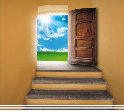 La gioia passa dalla porta della preghiera