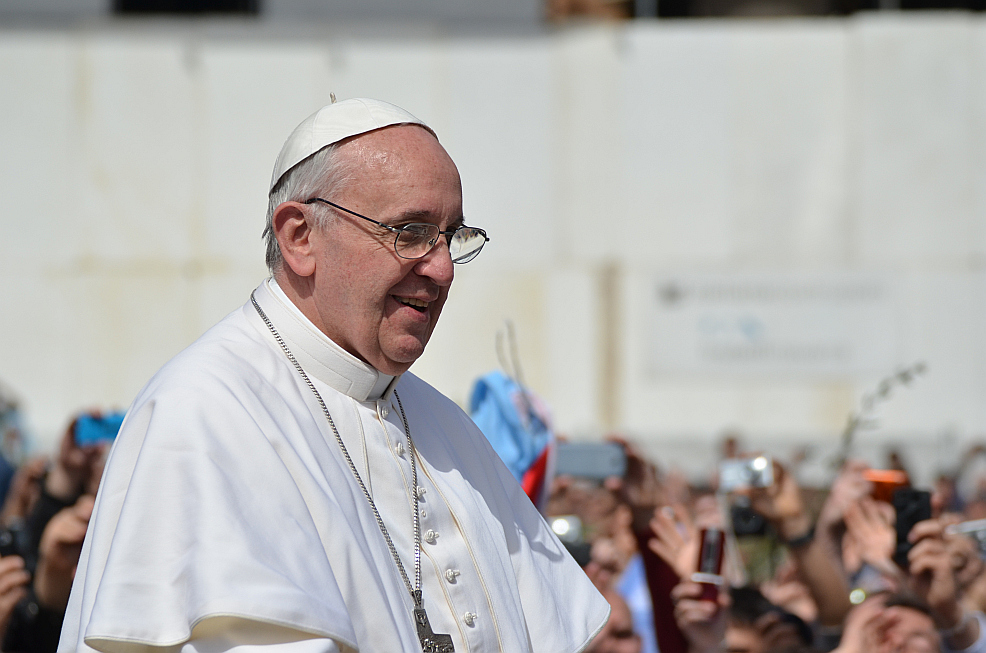 Il messaggio di Papa Francesco per la giornata mondiale della pace (1° gennaio 2014)