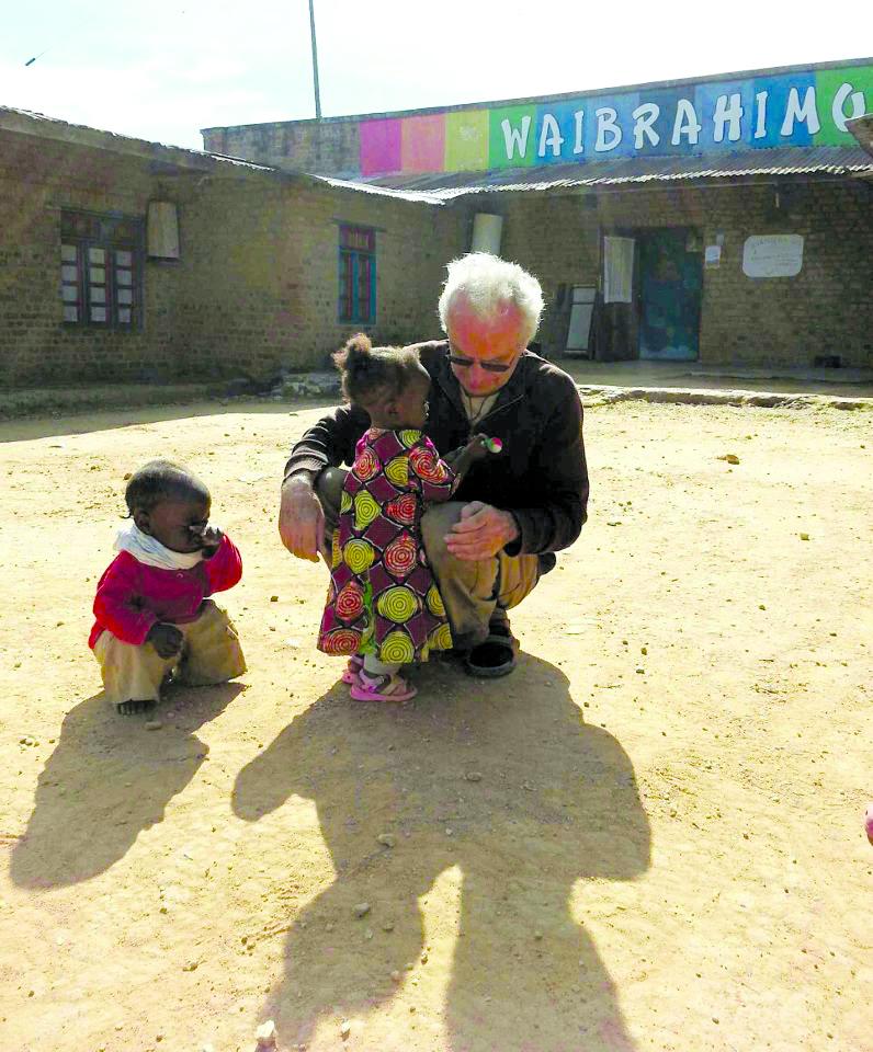Don Giovanni Piumatti ha incontrato i gruppi missionari della diocesi