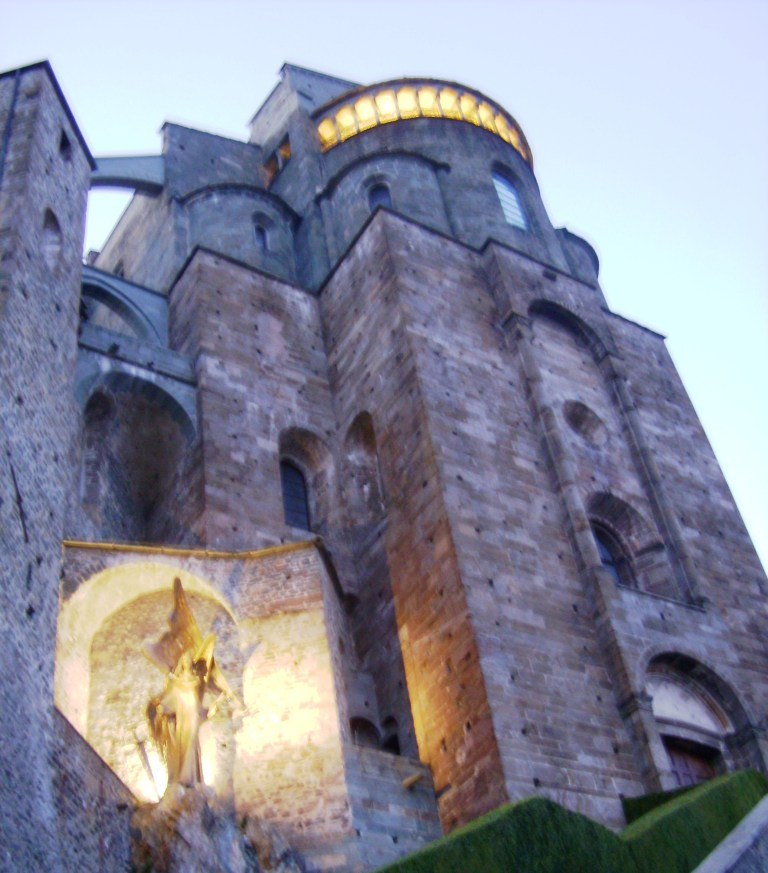 Sacra di San Michele: un'antica abbazia racconta