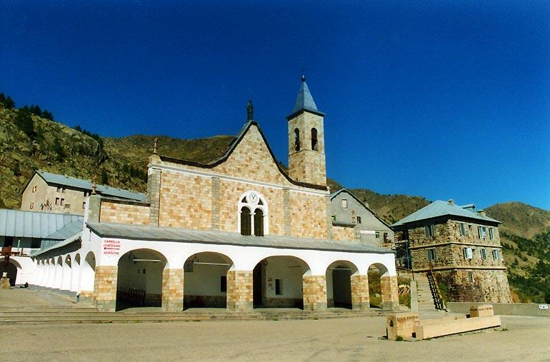 Sant'Anna di Vinadio: domenica 16 giugno apertura della stagione