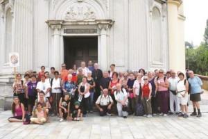 Pellegrinaggio al santuario diocesano