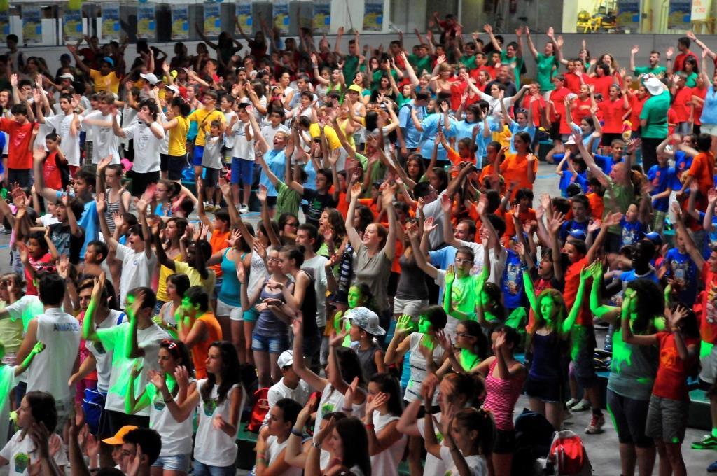 Il 4 luglio al Palaghiaccio il Festival dei ragazzi: la photogallery