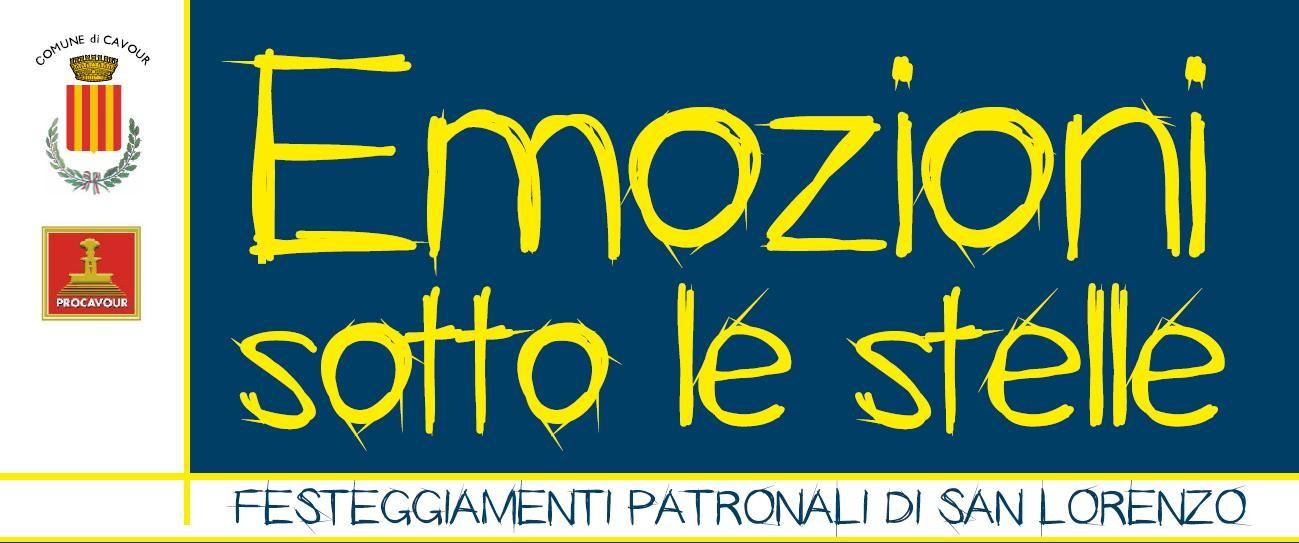 Cavour. Il 30 luglio comincia la festa patronale