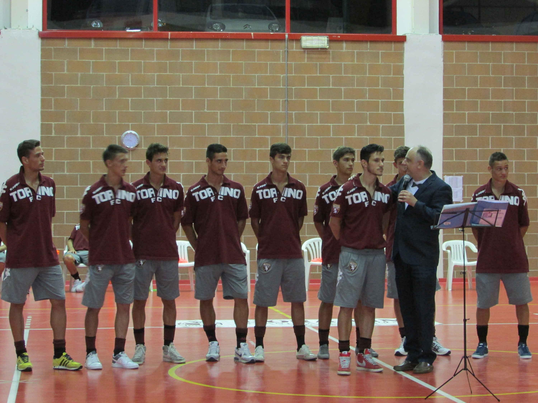 Cantalupa. Presentata ufficialmente la squadra Primavera del Torino FC