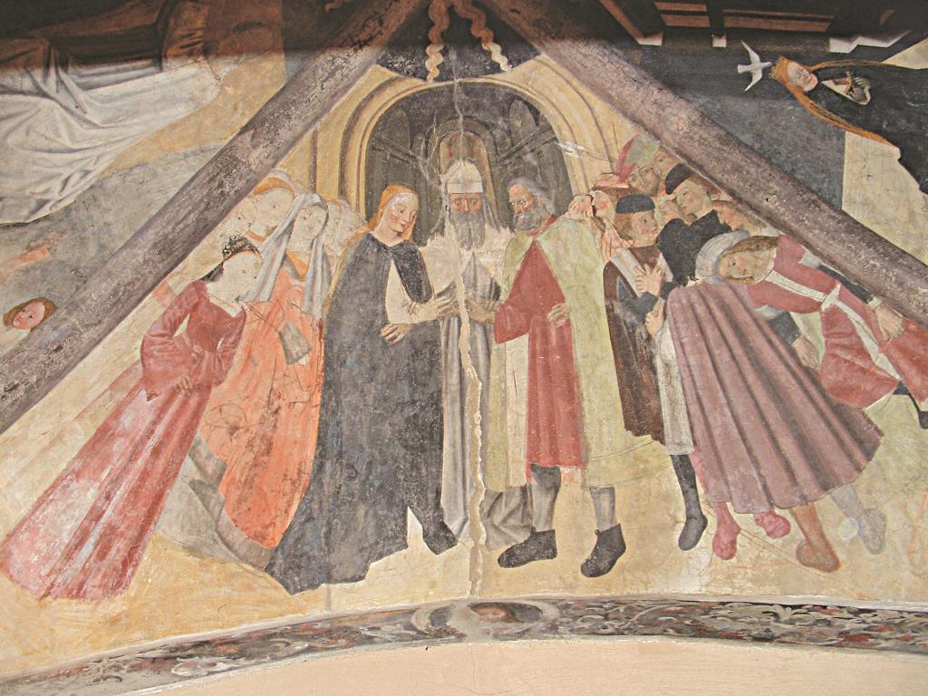 La cappella di Sant'Anna a Cercenasco, un tesoro da salvare