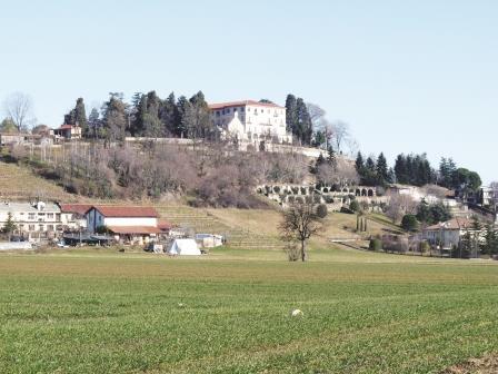 Monte Oliveto. Cittadini e associazioni uniti contro l'edificazione