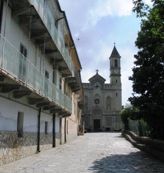 Il Santuario di San Chiaffredo Crissolo