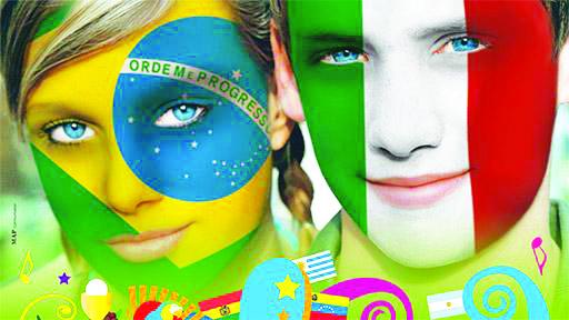 #immaginaRio, la festa dei giovani italiani alla GMG