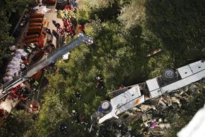 Bus Irpinia: immenso dolore nella coscienza di tutto il Paese