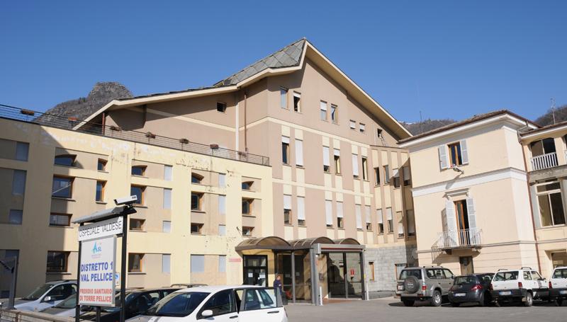 A Luserna un incontro per difendere l'ospedale di Torre Pellice