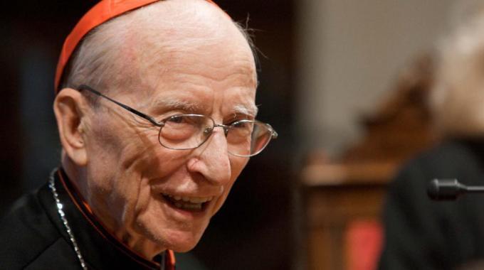 Cordoglio del papa per la morte del cardinal Tonini