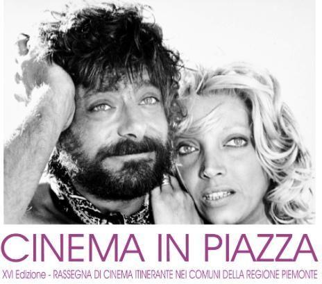 Cinema in Piazza: proiezioni fino al 14 agosto
