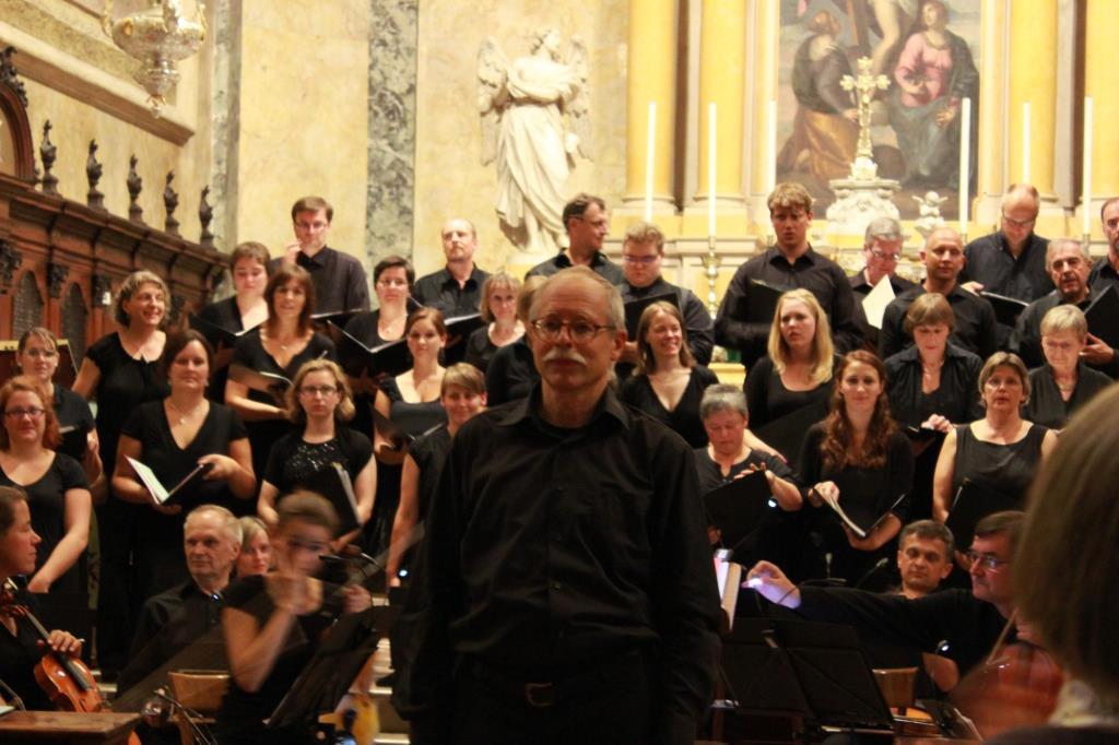 Tour piemontese del Coro dell´Università di Bamberg