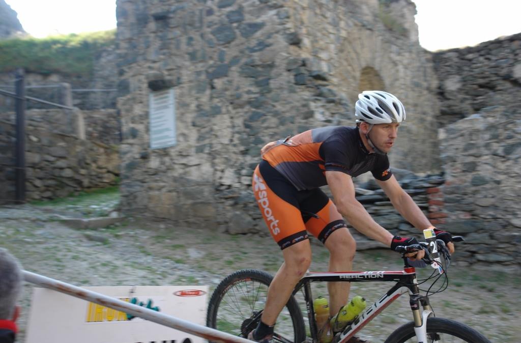 Iron Bike, 9 giorni di fatica e di festa per le strade