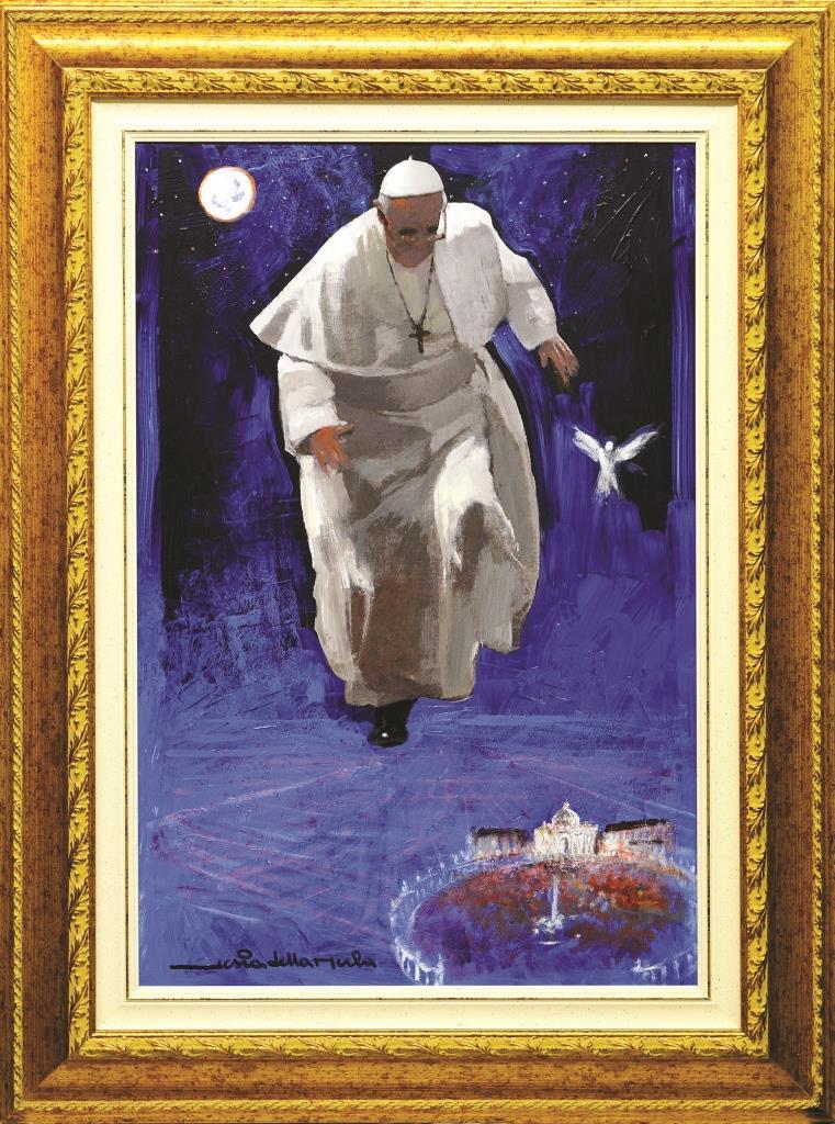 Il Papa incoraggia la Caritas nella campagna contro la fame nel mondo