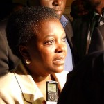Cecile Kyenge a Torre Pellice
