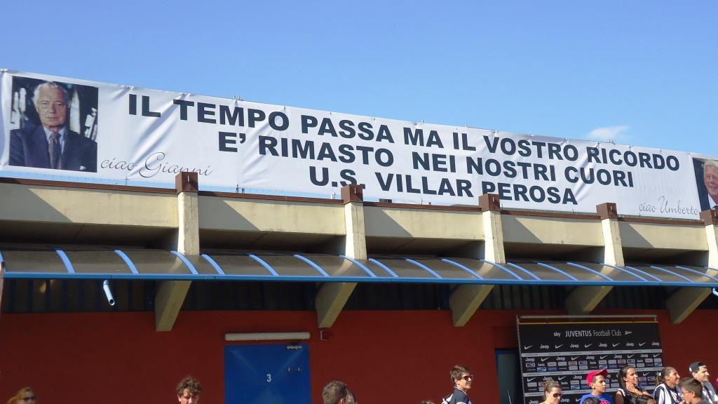 La Juve dà spettacolo a Villar