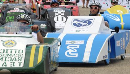 """Il """"Gran Premio"""" arriva a Pinerolo… pedalando!"""