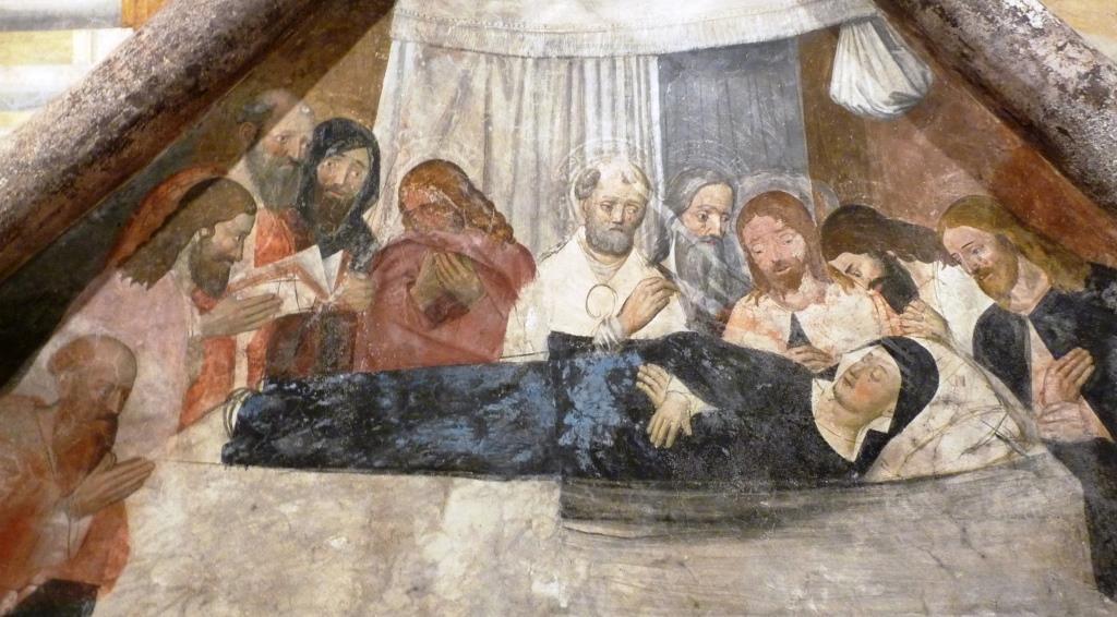 Cappella di Sant'Anna a Cercenasco: ora la visita è anche virtuale