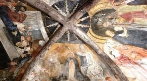 Gli affreschi della cappella di Cercenasco