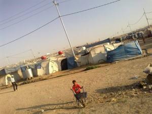 Campo profughi siriano in Kurdistan, Iraq