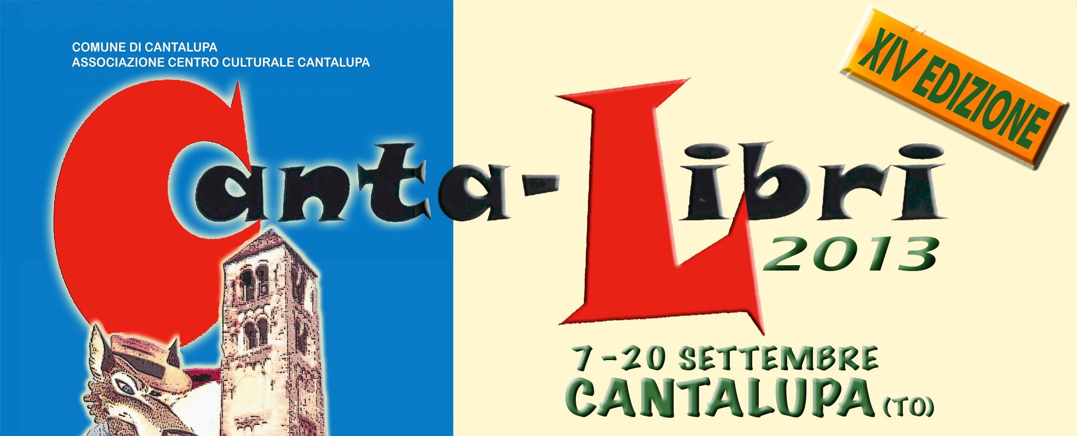 Cantalibri 2013. Il programma