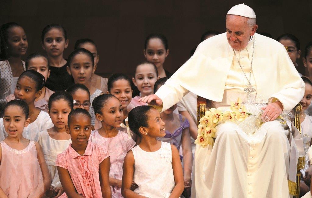 L'inedita teologia di papa Francesco