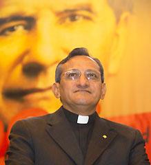 Don Pascual Chávez, rettor maggiore dei salesiani