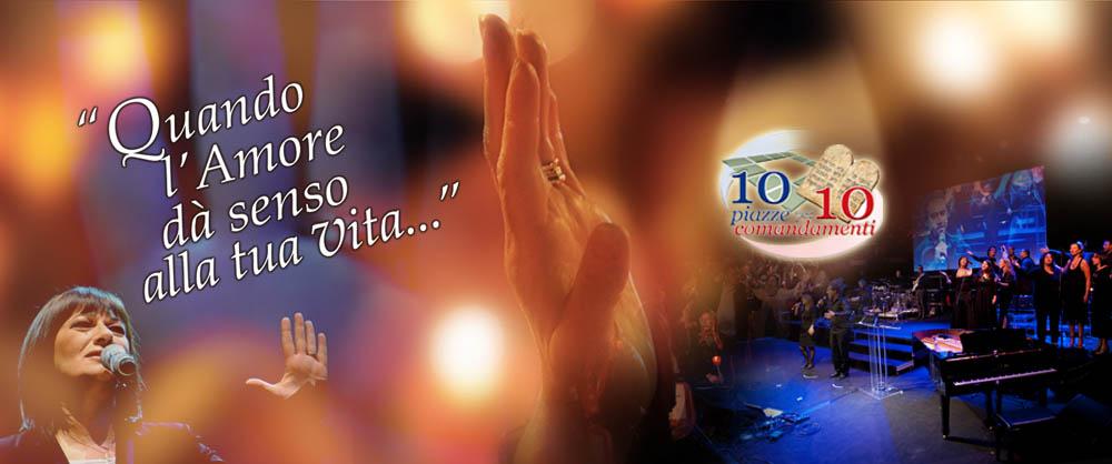 """""""10 piazze x 10 comandamenti"""" sabato 5 ottobre fa tappa a Torino"""