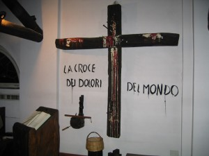 Croce del Sermig