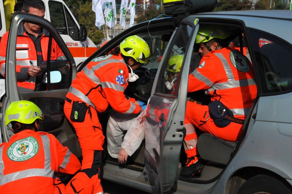 A Pinerolo il campionato nazionale del soccorso – Photogallery