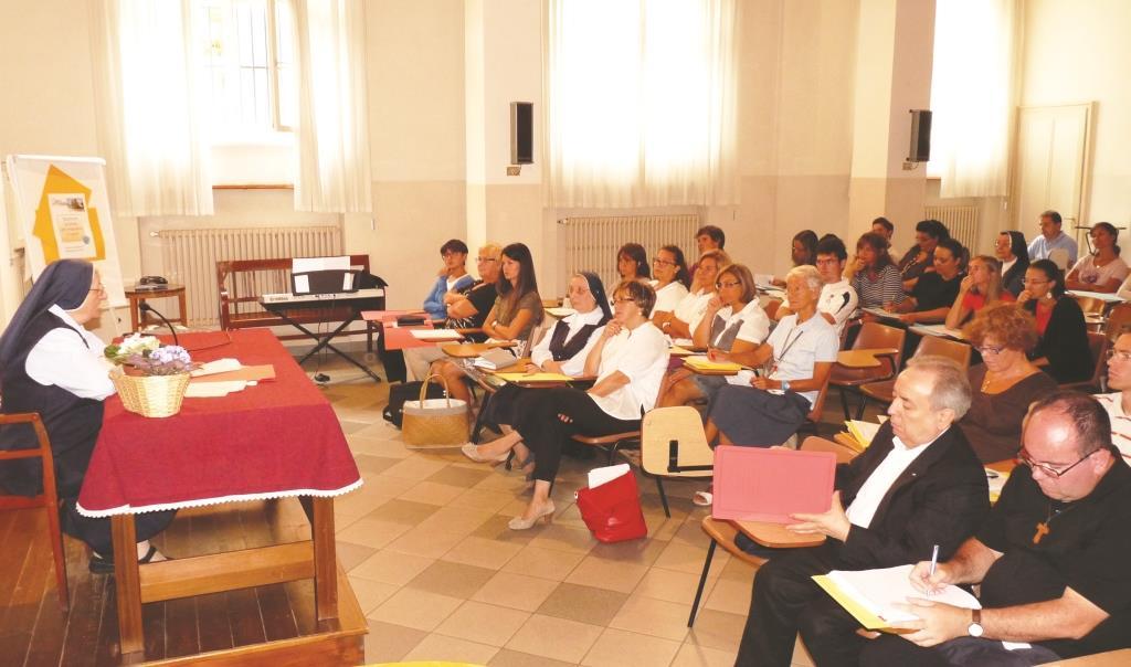 Pinerolo. Lo scorso 2 settembre è iniziato all'IMI un Master triennale per i docenti