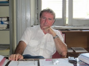 L'assessore al bilancio, Paolo Pivaro