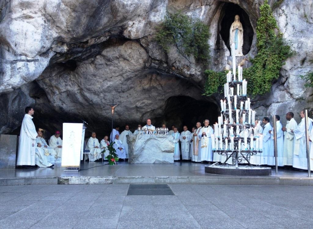 Pellegrinaggio diocesano a Lourdes – Foto e video