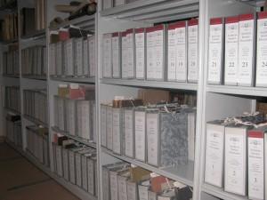 l'archivio