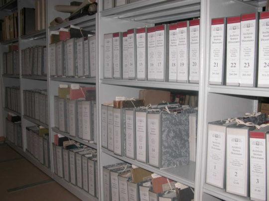 Rinnovato l'archivio storico vescovile e diocesano di Susa