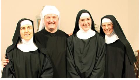 Tre giorni con le monache benedettine di Cassino