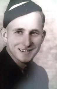 Il pilota australiano della RAF Clarence William Lawton, scomparso sul Freidour nel 1944