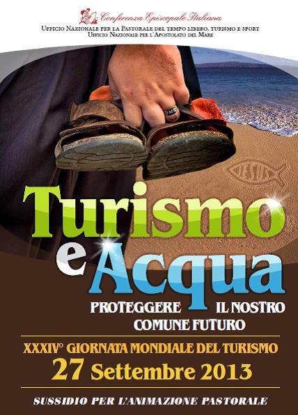 Il 27 settembre la 34° Giornata Mondiale del Turismo