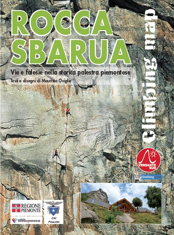 Nasce una cartoguida per l'arrampicata a Rocca Sbarua