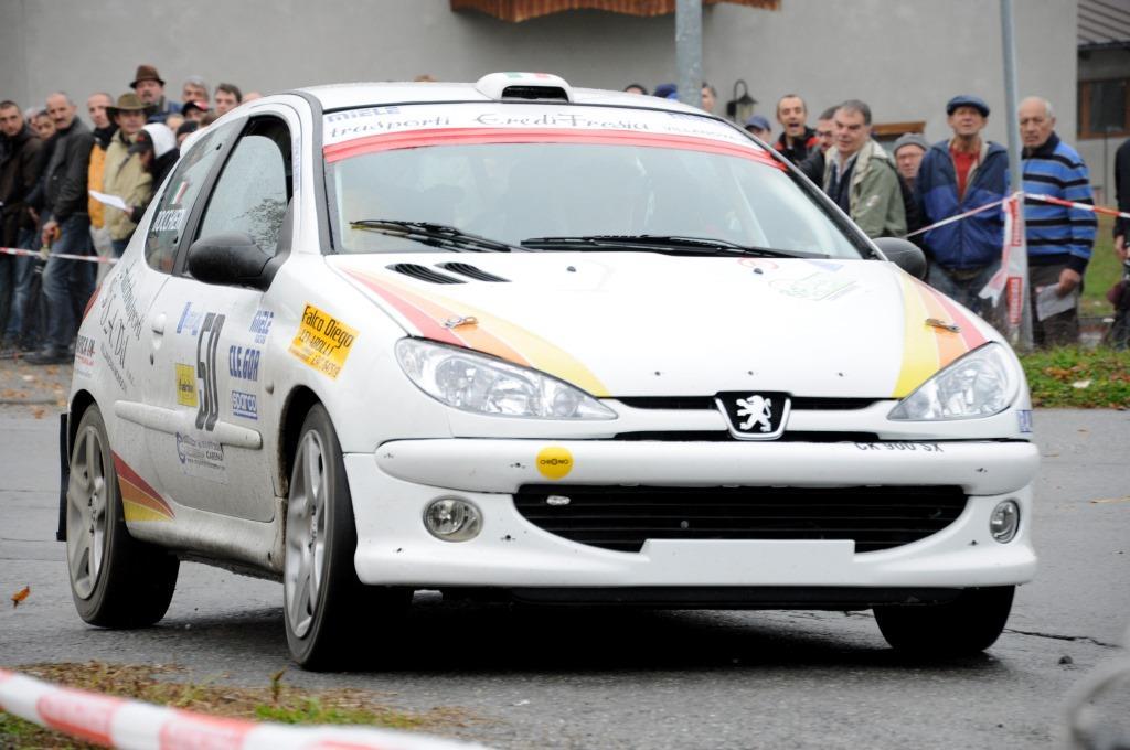 [Photogallery] Bouvier vince in ventesimo rally della pietra di Bagnolo