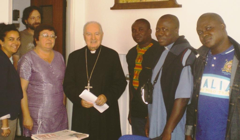 Si rafforzano i legami di amicizia tra Pinerolo e il Burkina Faso